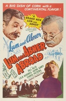 Lum and Abner Abroad movie poster (1956) picture MOV_cedcacd9
