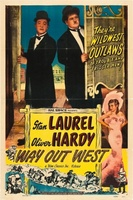 Way Out West movie poster (1937) picture MOV_cede4ad3
