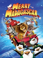 Merry Madagascar movie poster (2009) picture MOV_cee2ecec