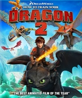 How to Train Your Dragon 2 movie poster (2014) picture MOV_cee35e2a