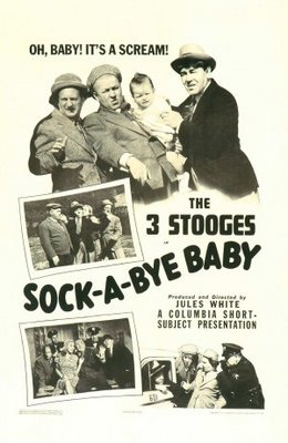 Sock-a-Bye Baby movie poster (1942) poster MOV_cee37149