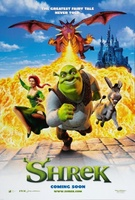 Shrek movie poster (2001) picture MOV_cee44e30