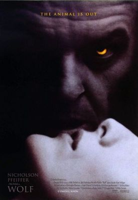 Wolf movie poster (1994) poster MOV_cee9df5b