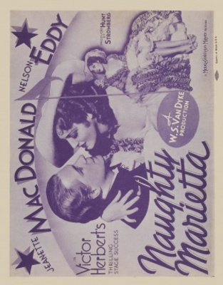 Naughty Marietta movie poster (1935) poster MOV_ceea5199
