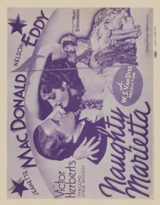 Naughty Marietta movie poster (1935) poster MOV_ceea5199