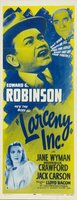 Larceny, Inc. movie poster (1942) picture MOV_cef414dc
