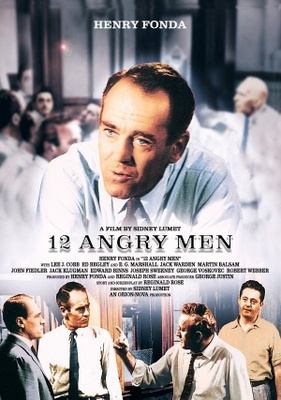 Image result for twelve angry men movie poster