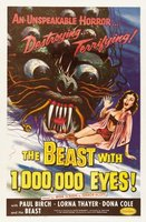 The Beast with a Million Eyes movie poster (1956) picture MOV_cf00ecb1