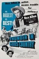 Thunder in God's Country movie poster (1951) picture MOV_cf03445e