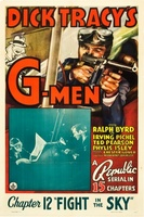 Dick Tracy's G-Men movie poster (1939) picture MOV_cf0501df