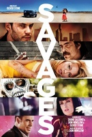 Savages movie poster (2012) picture MOV_cf0c442c