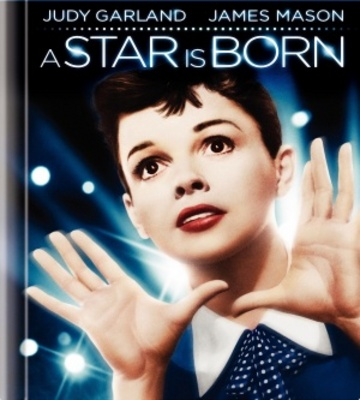 A Star Is Born movie poster (1954) poster MOV_cf0d7f35