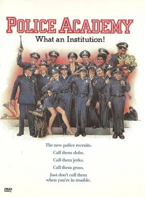 Police Academy movie poster (1984) poster MOV_cf0e7f46