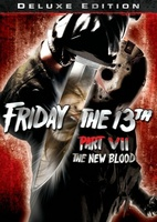 Friday the 13th Part VII: The New Blood movie poster (1988) picture MOV_cf129f3c
