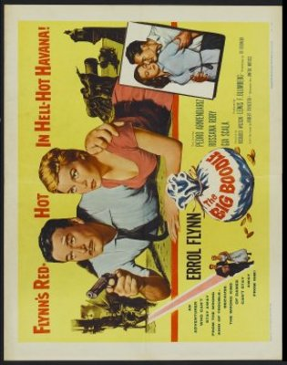 The Big Boodle movie poster (1957) poster MOV_cf12e0dc