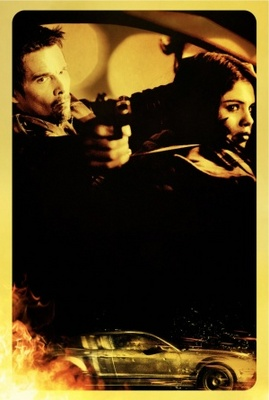 Getaway movie poster (2013) poster MOV_cf166c8a
