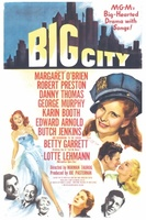 Big City movie poster (1948) picture MOV_cf1824d8