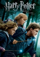 Harry Potter and the Deathly Hallows: Part I movie poster (2010) picture MOV_cf1fd080