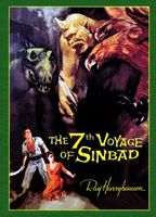 The 7th Voyage of Sinbad movie poster (1958) picture MOV_cf2e4a35