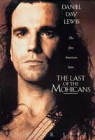The Last of the Mohicans movie poster (1992) picture MOV_cf2ef280