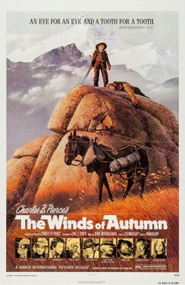 The Winds of Autumn movie poster (1976) poster MOV_cf373c34