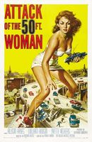 Attack of the 50 Foot Woman movie poster (1958) picture MOV_cf38bcd5