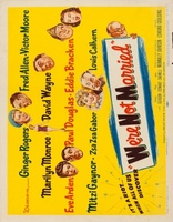 We're Not Married! movie poster (1952) picture MOV_47d86955