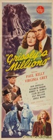 Grissly's Millions movie poster (1945) picture MOV_cf437794