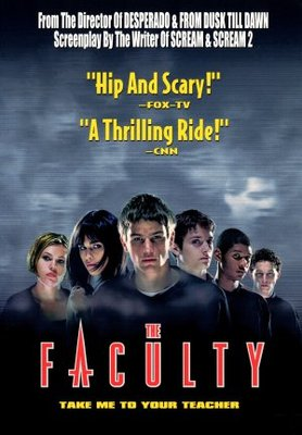 The Faculty movie poster (1998) poster MOV_cf451a69