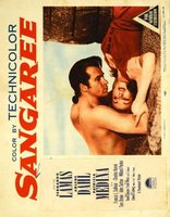 Sangaree movie poster (1953) picture MOV_cf456b66