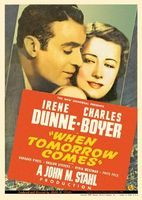 When Tomorrow Comes movie poster (1939) picture MOV_cf45964f