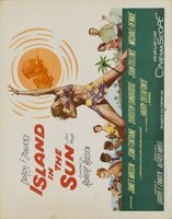 Island in the Sun movie poster (1957) picture MOV_cf514708
