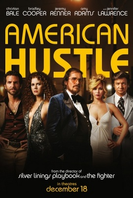 American Hustle movie poster (2013) poster MOV_cf5227b4