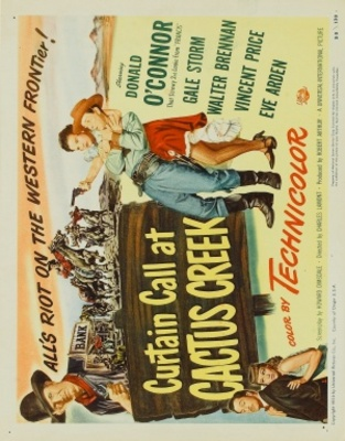 Curtain Call at Cactus Creek movie poster (1950) poster MOV_cf573257