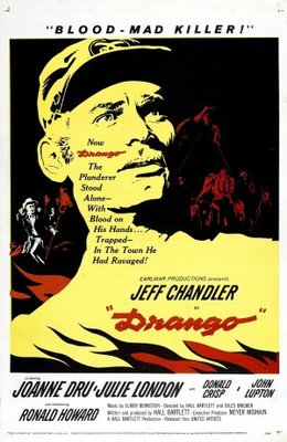Drango movie poster (1957) poster MOV_cf58b718