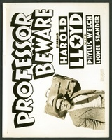 Professor Beware movie poster (1938) picture MOV_cf5cf721