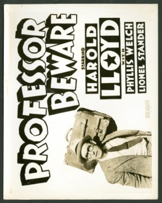 Professor Beware movie poster (1938) poster MOV_cf5cf721