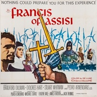 Francis of Assisi movie poster (1961) picture MOV_cf5f86e7