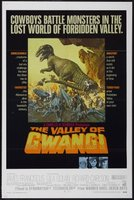 The Valley of Gwangi movie poster (1969) picture MOV_cf61cb91