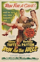 Run for the Hills movie poster (1953) picture MOV_cf6d5fd1