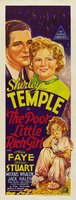 Poor Little Rich Girl movie poster (1936) picture MOV_cf6d9583