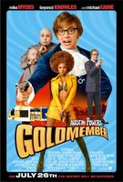 Austin Powers in Goldmember movie poster (2002) picture MOV_cf6e37d8