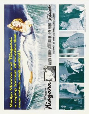 Niagara movie poster (1953) poster MOV_cf702c13