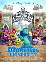 Monsters University movie poster (2013) picture MOV_cf71ee7a