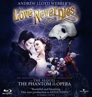 Love Never Dies movie poster (2012) picture MOV_cf780e22