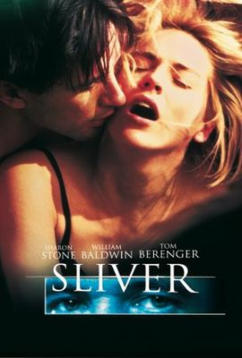 Sliver movie poster (1993) poster MOV_cf7af7e9