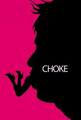 Choke movie poster (2008) poster MOV_cf7af9d4