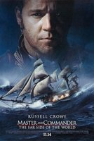 Master and Commander: The Far Side of the World movie poster (2003) picture MOV_cf7c0059