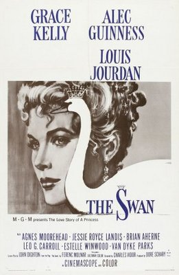 The Swan movie poster (1956) poster MOV_cf7cb387