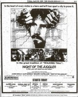 Night of the Juggler movie poster (1980) picture MOV_cf7d3785